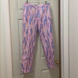 3.1 Phillip Lim pattern pants